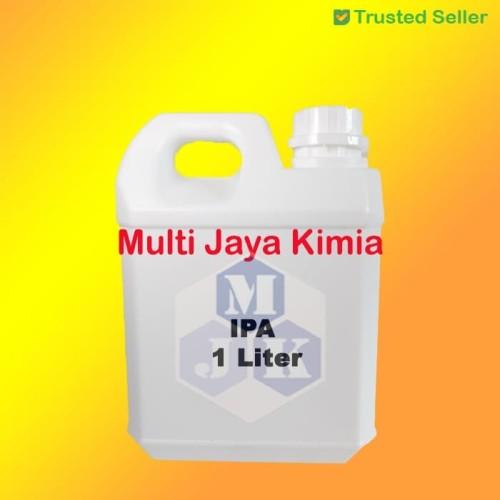 Foto Produk Isopropyl Alcohol / IPA 1Liter dari Multi Jaya Kimia