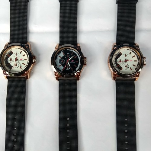 Foto Produk jam tangan Swiss army murah - Hitam dari enak jaya