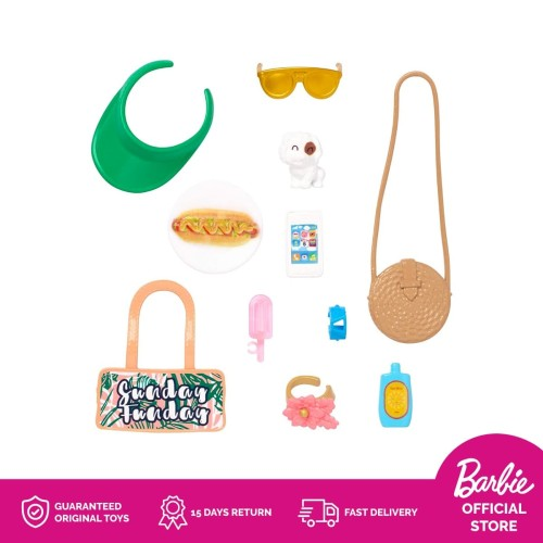 Foto Produk Barbie Accessories (Storytelling Sunday Funday) - Mainan Aksesoris dari Barbie Flagship