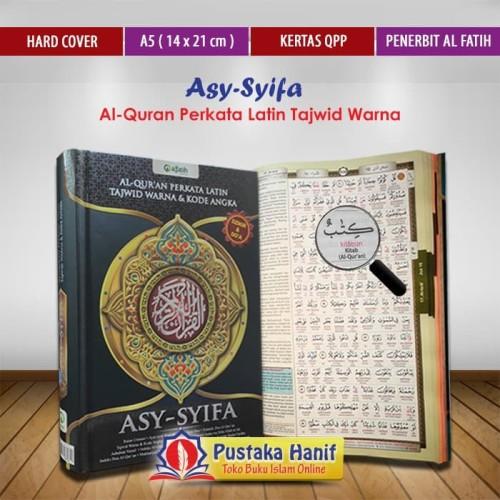 Foto Produk Al Quran Terjemah Perkata Alquran Latin Asy Syifa Ukuran A5 dari Pustaka Hanif