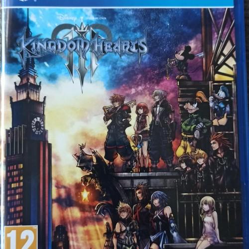 Foto Produk Kingdom Heart 3 PS4 Bekas dari Maniac Bola