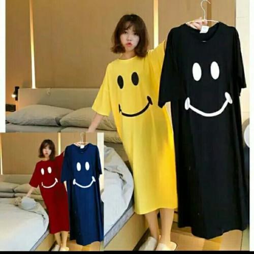 Foto Produk Pakaian jumbo baju santai Daster Baju tidur Pakaian murah dari Laris Marema