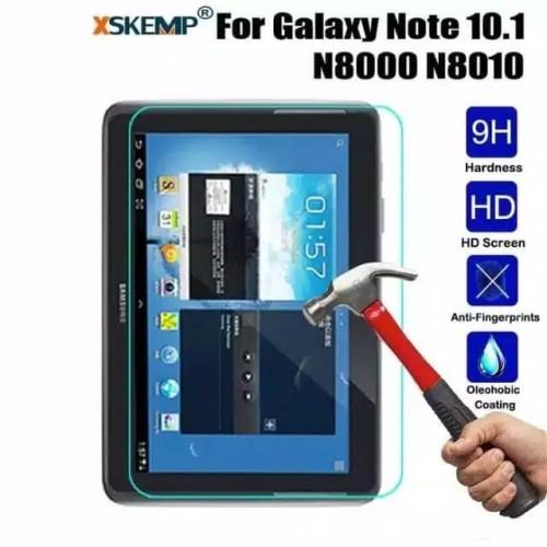 Foto Produk TEMPER GLASS SAMSUNG TAB NOTE 10.1/N8000/N8010 Anti Gores Kaca dari Sip Acc Online