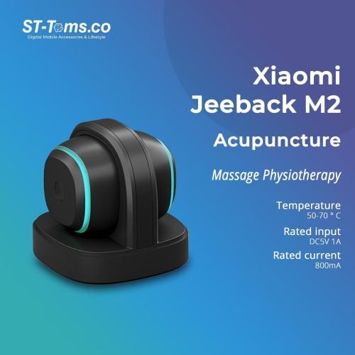 Foto Produk Jeeback M2 Acupuncture Massage Physiotherapy - Putih dari ST-Toms.co