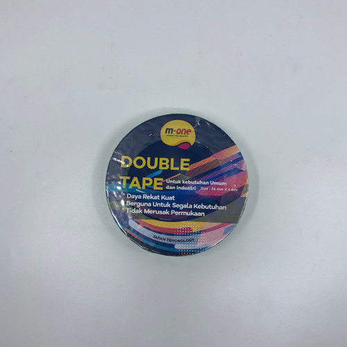 Foto Produk Double Tape Busa M-One 24mm x 4m dari M-One Official Store
