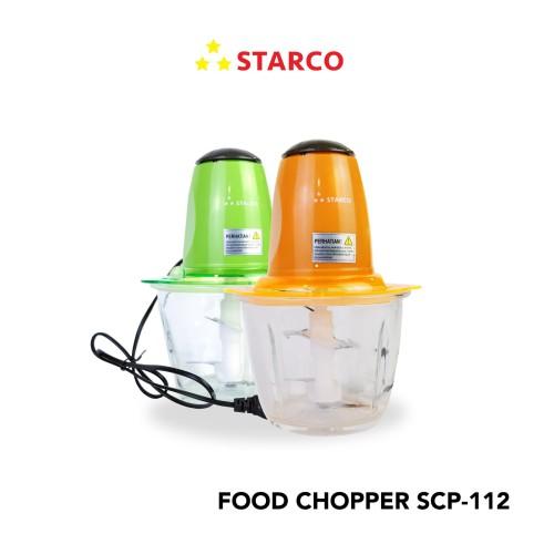 Foto Produk Starco Food Chopper SCP-112 - Orange dari Starco Official Store