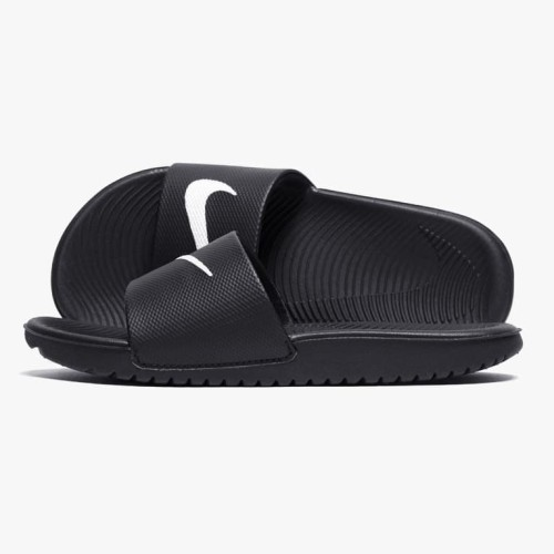 Foto Produk Sandal Nike Kawa Slide Black 832646-010 ORIGINAL dari Ajran Shop