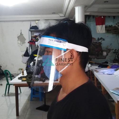 Foto Produk Face Shield Pelindung Covid-19 dari finestgarment