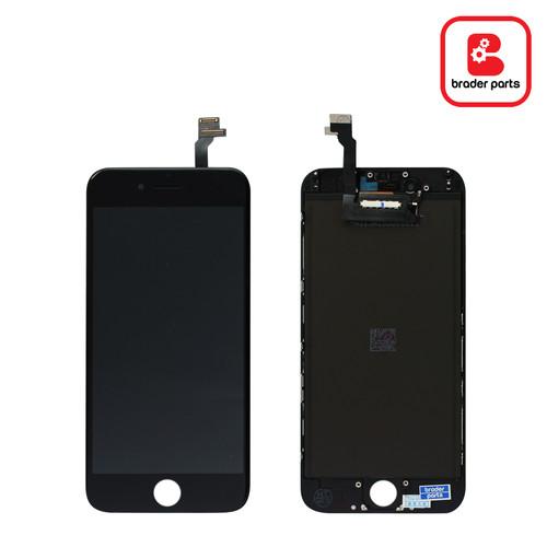 Foto Produk LCD TOUCHSCREEN IPHONE 6 / 6G T1 ORI 99% - BLACK dari braderparts