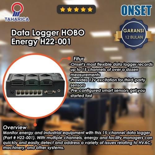 Foto Produk Data Logger HOBO Energy H22-001 dari Raya Stock