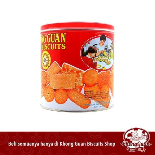Foto Produk Assorted Biscuit Red Mini dari Khong Guan Biscuits Shop