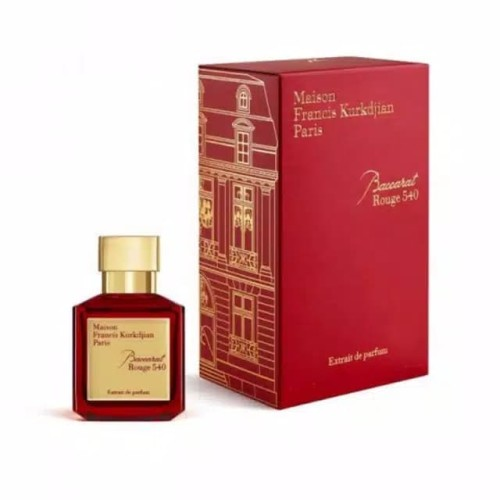 Foto Produk Parfum Baccarat Merah Rouge 540 Extrait de Parfum 70 ml dari parfum_gallery