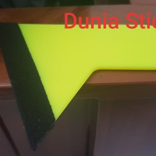 Foto Produk Rakel / Kape Super-D Bulu dari Dunia Sticker