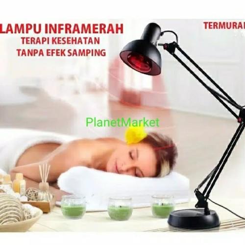 Foto Produk Lampu Terapi infrared Philips Tiang + Bohlam / Philips terapi dari PlanetMarket