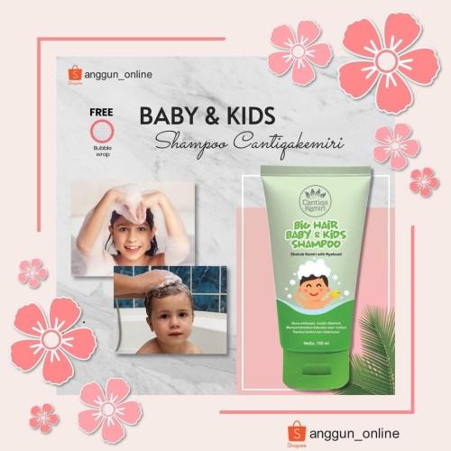 Foto Produk KIDS SHAMPO CANTIQA KEMIRI dari anggun_online