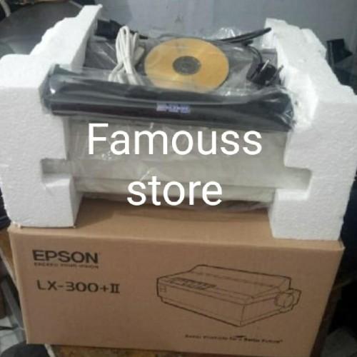 Foto Produk Printer Epson lx300+2 garansi 1tahun printer lx300+2 dari famouss store