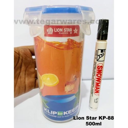 Foto Produk Gelas Tumbler dan Toples Mini Lion Star KP88 500ml Buatan Indonesia dari craftsxwares