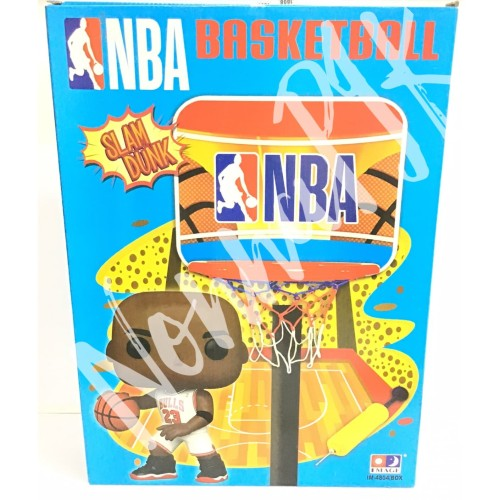 Foto Produk Mainan Basket Ring Basketball Set Tiang Justice League Championship dari NonnaPIK