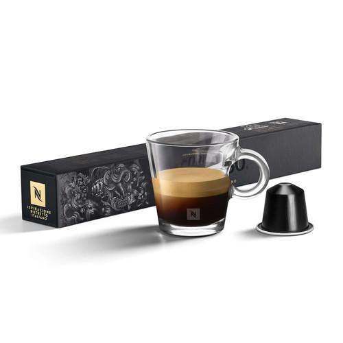 Foto Produk Nespresso Ristretto Coffee Capsule / Kapsul Kopi - 10 capsules dari EspressoMart