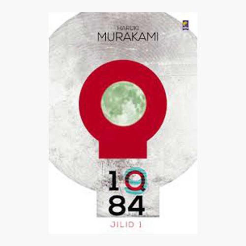 Foto Produk 1Q84 Jilid 1 - Haruki Murakami - Kepustakaan Populer Gramedia dari Toko Kutu Buku