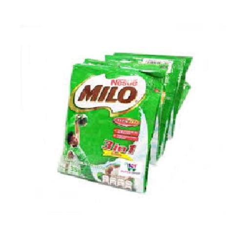 Foto Produk milo 3 in 1 sachet 35 gr dari Papillon Store