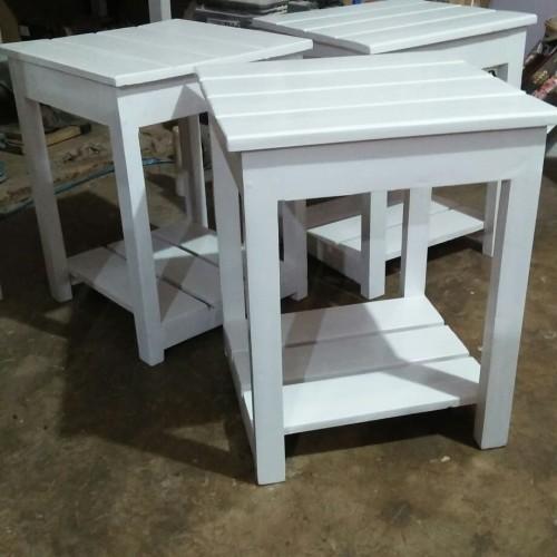 Foto Produk meja galon, dispenser samping tempat tidur minimalis dari zahrafurnitur