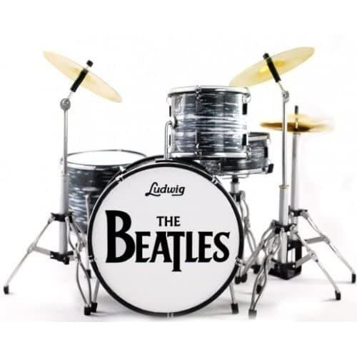 Foto Produk Miniatur Drum Ludwig RIngo Starss The Beatles dari Exclusive Miniature
