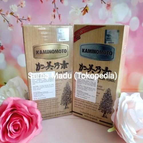 Foto Produk Kaminomoto Hair Growth Accelerator/ Hair Tonic dari Serba Madu