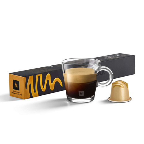Foto Produk Nespresso Barista Creations Caramel Creme Brulee Coffee Capsule dari EspressoMart