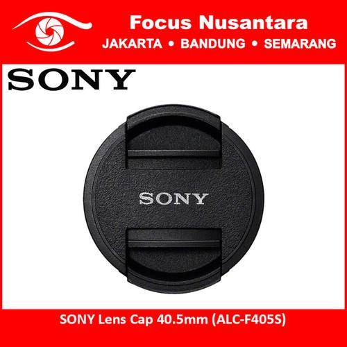 Foto Produk SONY Lens Cap 40.5mm (ALC-F405S) dari Focus Nusantara