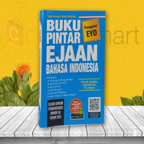 Foto Produk Buku Pintar Ejaan Bahasa Indonesia dari cerdas media