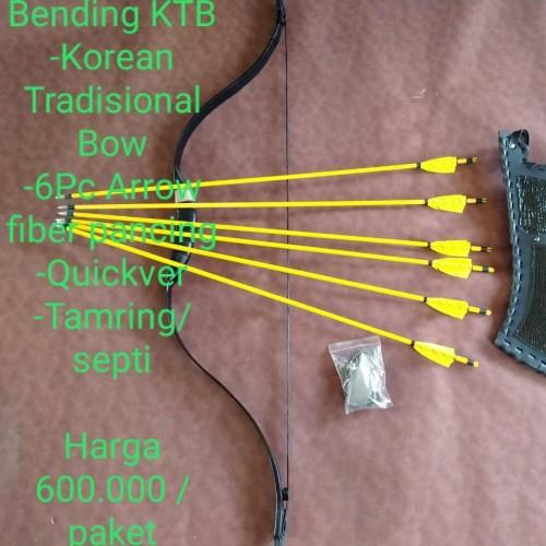 Foto Produk Anak panah (arow dari fiber) dari NURHAKIM21