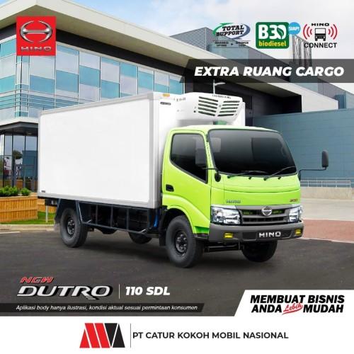 Foto Produk HINO TRUCK Dutro 110 SDL dari HINO CATUR KOKOH