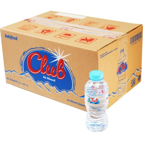 Foto Produk Club Air Mineral 330ml x 24 Pcs dari Indofood Beverages