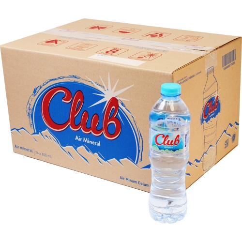 Foto Produk Club Air Mineral 600ml x 24 Pcs dari Indofood Beverages
