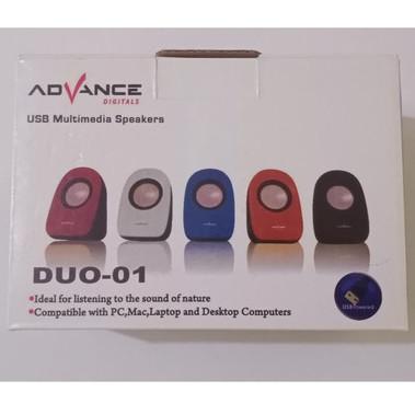 Foto Produk Speaker Advance duo -01 dari toko misikarya