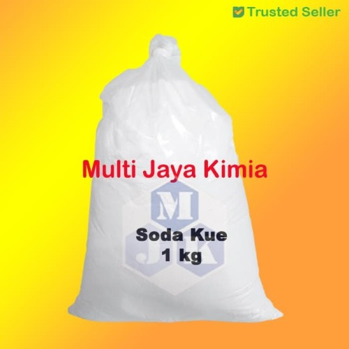 Foto Produk Sodium Bicarbonate/Soda Kue/Baking Powder 1kg Ex China dari Multi Jaya Kimia
