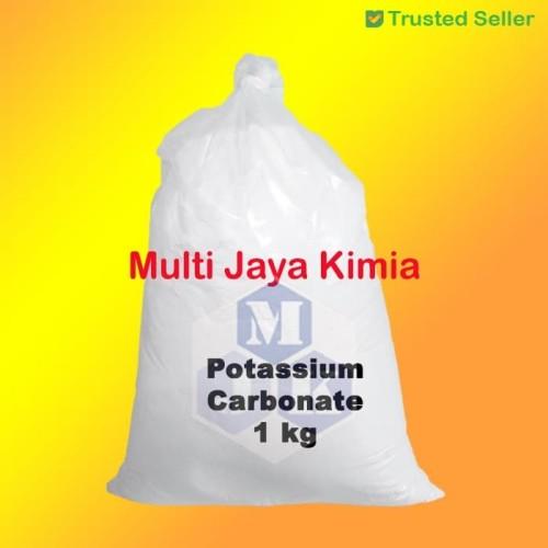 Foto Produk Potassium Carbonate/Potasium Karbonat FOOD GRADE 1Kg dari Multi Jaya Kimia