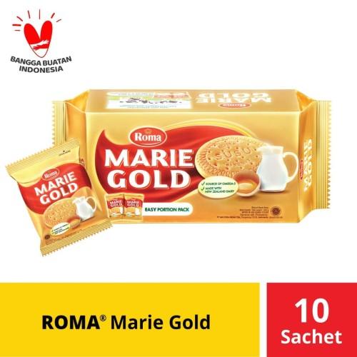 Foto Produk Roma Marie Gold 240 Gr dari Mayora Official Store