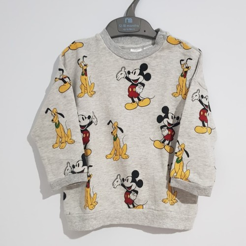 Foto Produk Sweater h&m mickey mouse (preloved) dari Dee Collection