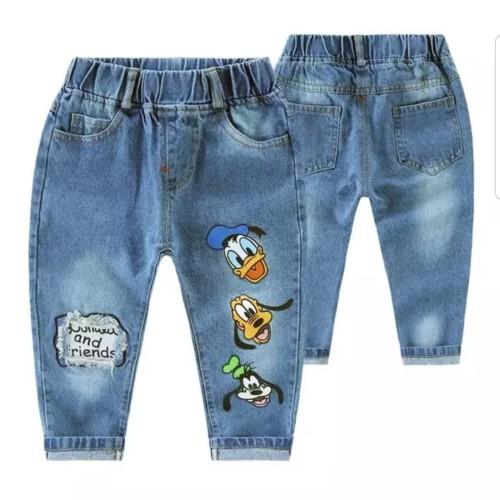 Foto Produk Celana panjang jeans mickey mouse anak dari Dee Collection