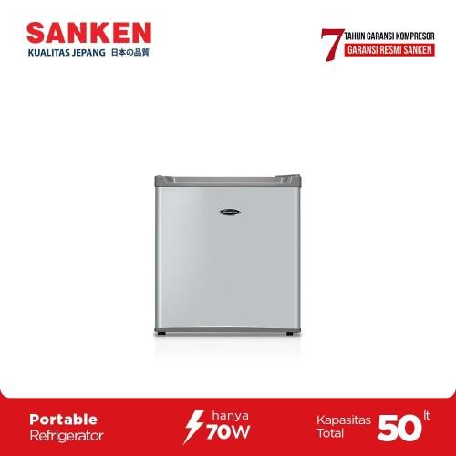 Foto Produk Sanken SN-118KEG Kulkas Mini Bar dari Sanken Official Store