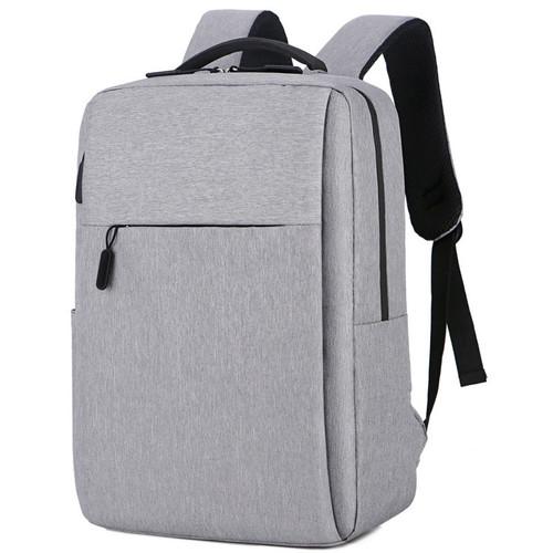 Foto Produk Freeknight Tas Ransel Pria Laptop Backpack Kapasitas Besar TR207 - Abu-abu dari Freeknight