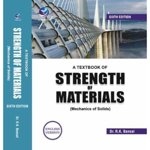 Foto Produk Buku A Textbook of Strength of Materials (Mechanics Of Solids) dari BukuPlus