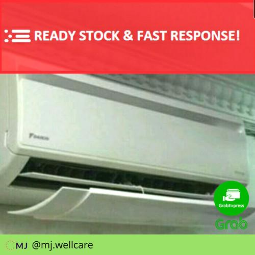 Foto Produk AC Air Screen Cover   Reflektor / Talang / Penahan Hembusan Angin AC dari MJ Pharmacy