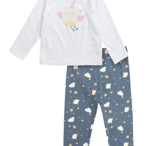 Foto Produk Gingersnaps Baby Cosmic Dreamer Sleepwear Pants China Blue - 6 m dari Gingersnaps Official