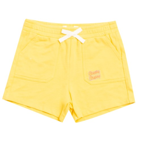 Foto Produk Gingersnaps VARSITY POP SHORT PRIMROSE YELLOW - 12 y dari Gingersnaps Official