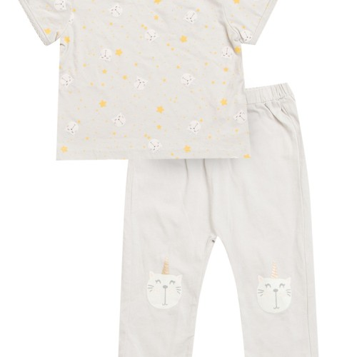 Foto Produk Gingersnaps Baby Cosmic Dreamer Sleepwear Pants Lunar Rock - 6 m dari Gingersnaps Official