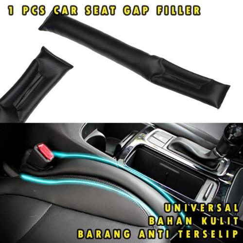 Foto Produk Car Seat Gap Filler Sekat Pembatas Celah Kursi Jok Car Seat Organizer dari Modifikasi Market