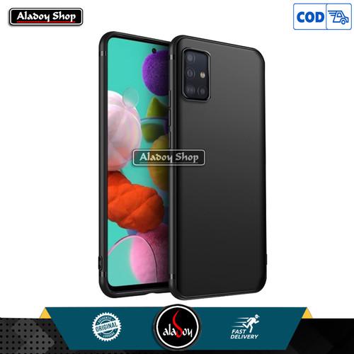Foto Produk Case Samsung A51 Soft Case Ultra Slim Matte dari Aladoy Shop Acc